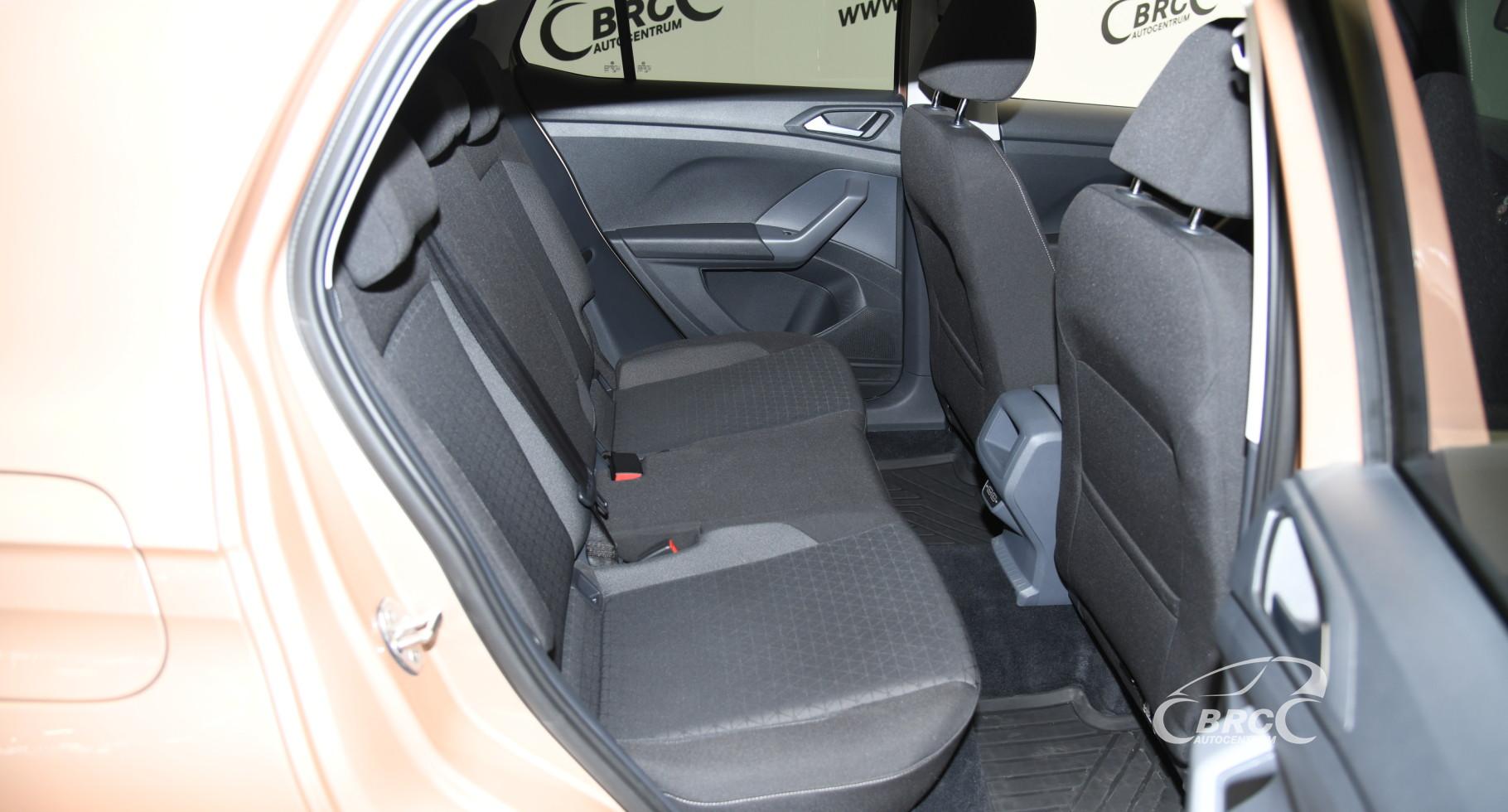 Volkswagen T-Cross 1.0 TSI Comfortline Automatas