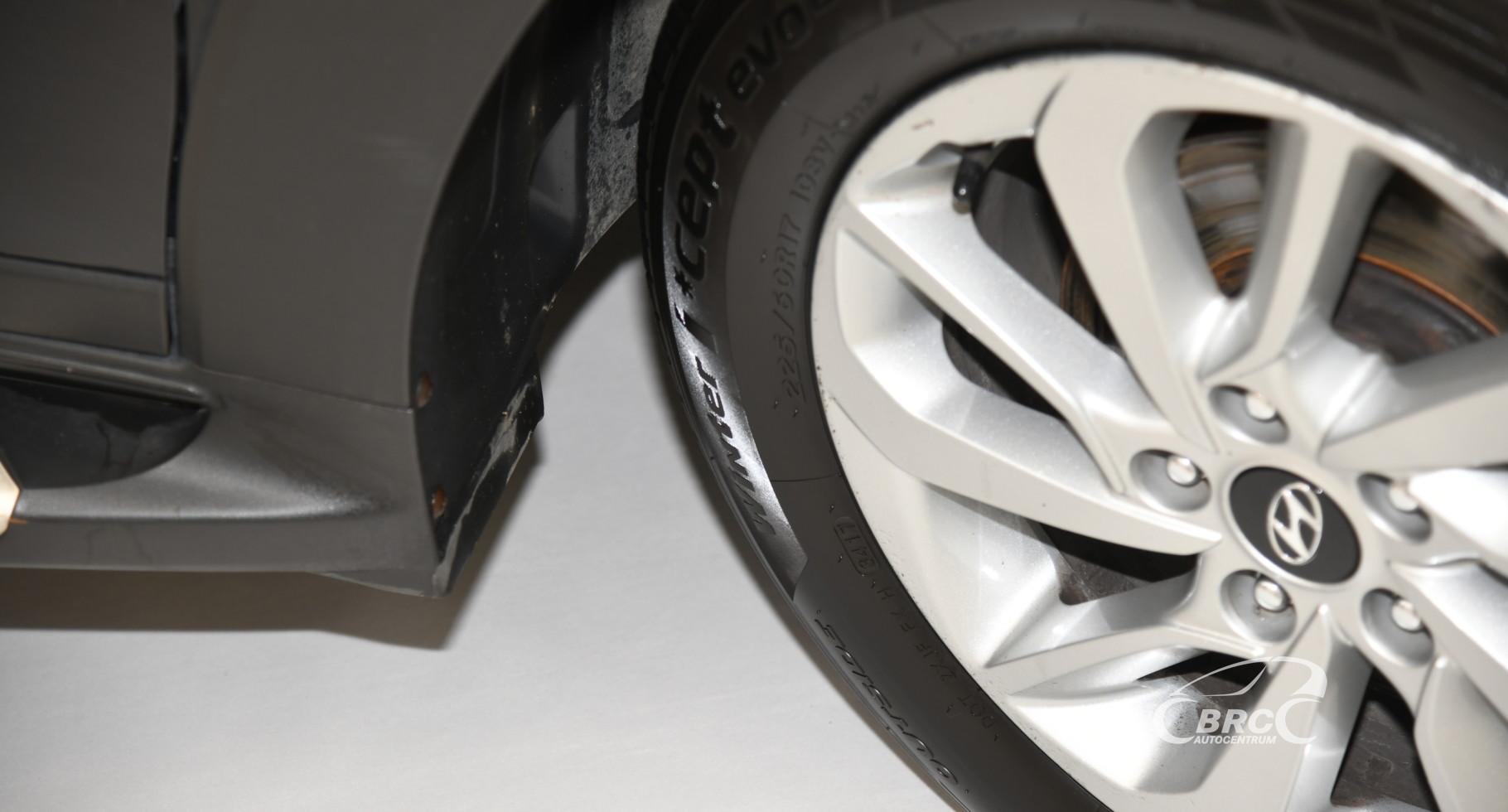 Hyundai Tucson 1.6 T-GDI Automatas