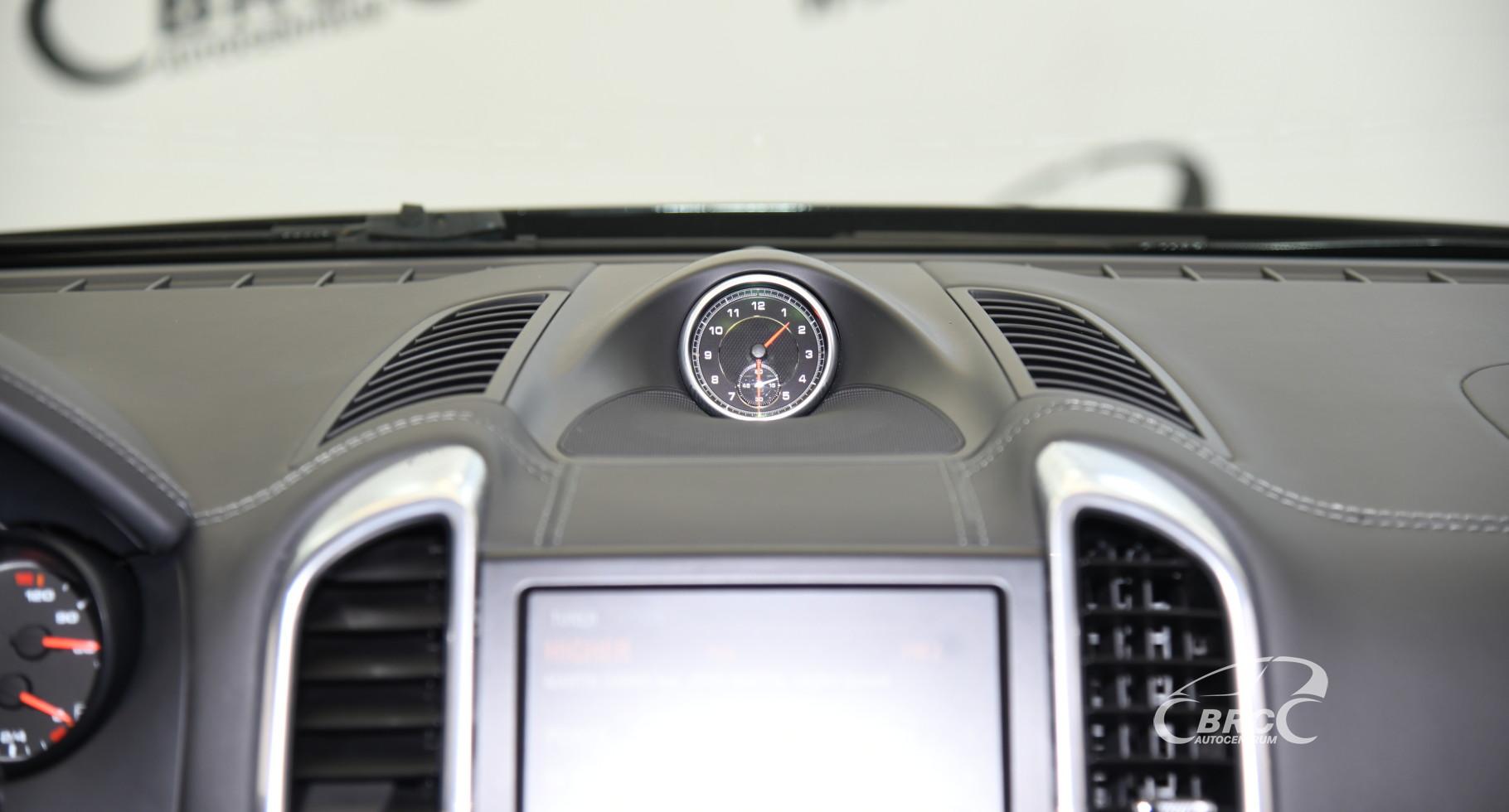 Porsche Cayenne GTS Automatas