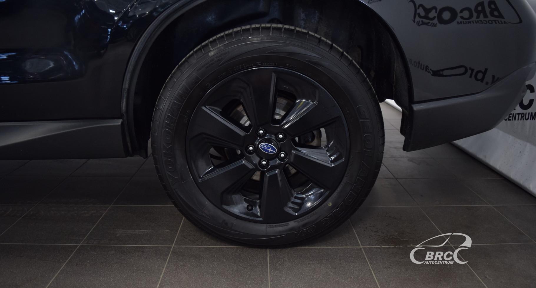 Subaru Forester Symmetrical AWD A/T