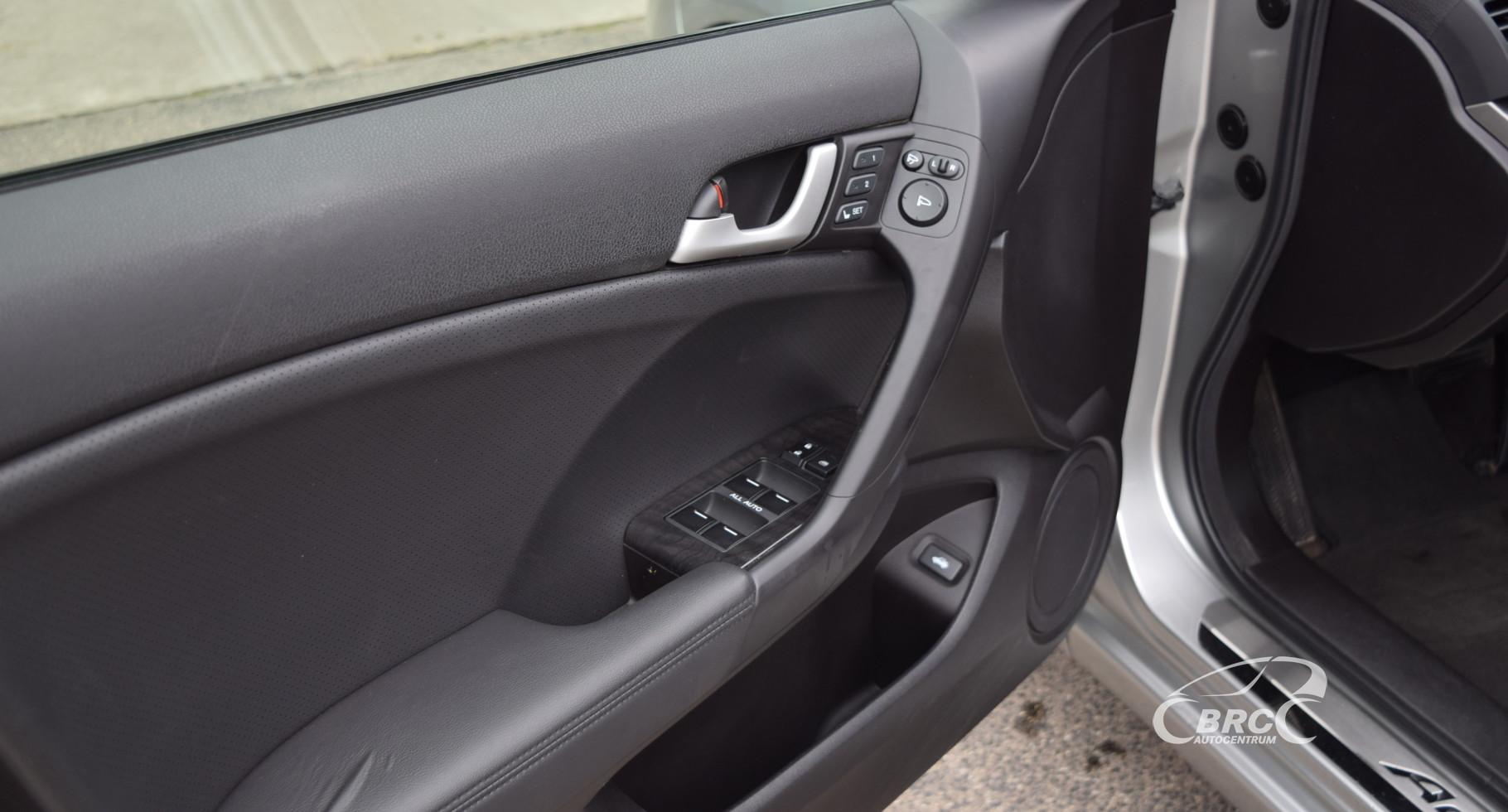 Honda Accord Executive A/T