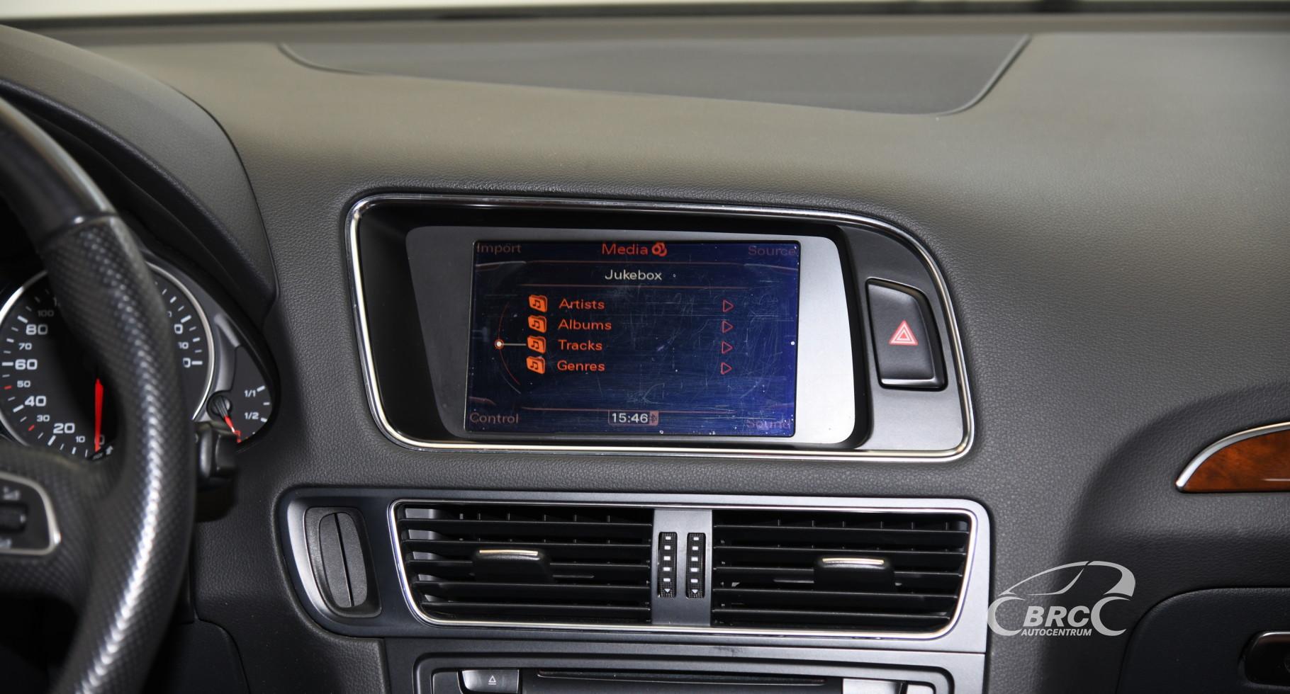 Audi Q5 2.0 TDI Qauttro