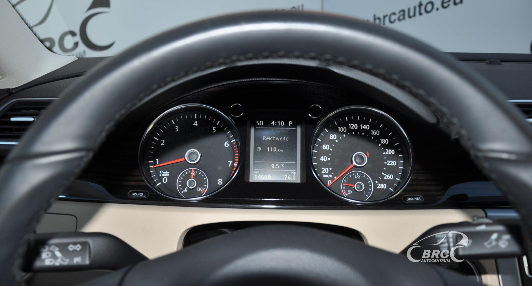 Volkswagen Passat CC 2.0 TSI Automatas