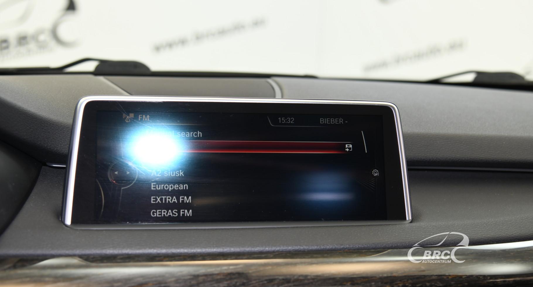 BMW X5 xDrive 35i Automatas