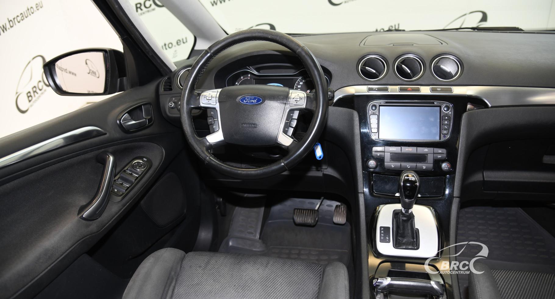 Ford S-Max 2.0 TDCi PowerShift Automatas
