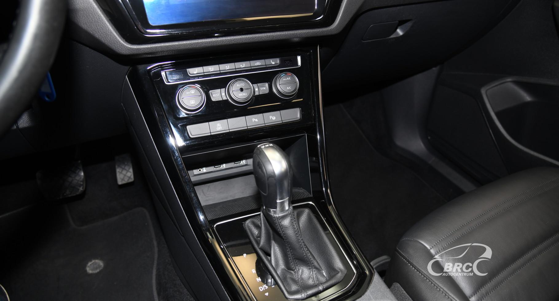 Volkswagen Touran 2.0 TDI R-Line DSG Automatas
