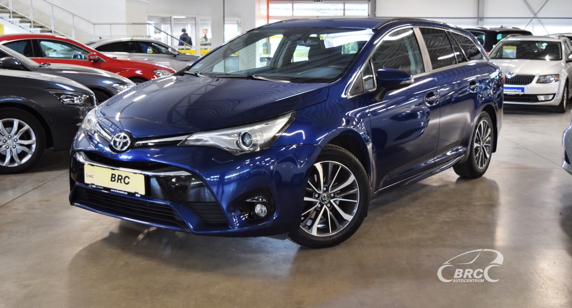 Toyota Avensis Touring Sports 1.8 Valvematic