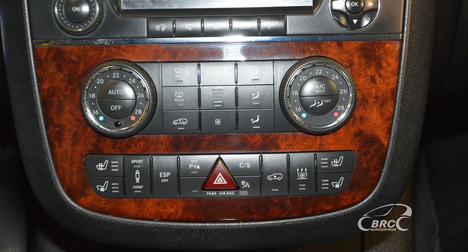 Mercedes-Benz R 320 CDI V6 4Matic Long Automatas