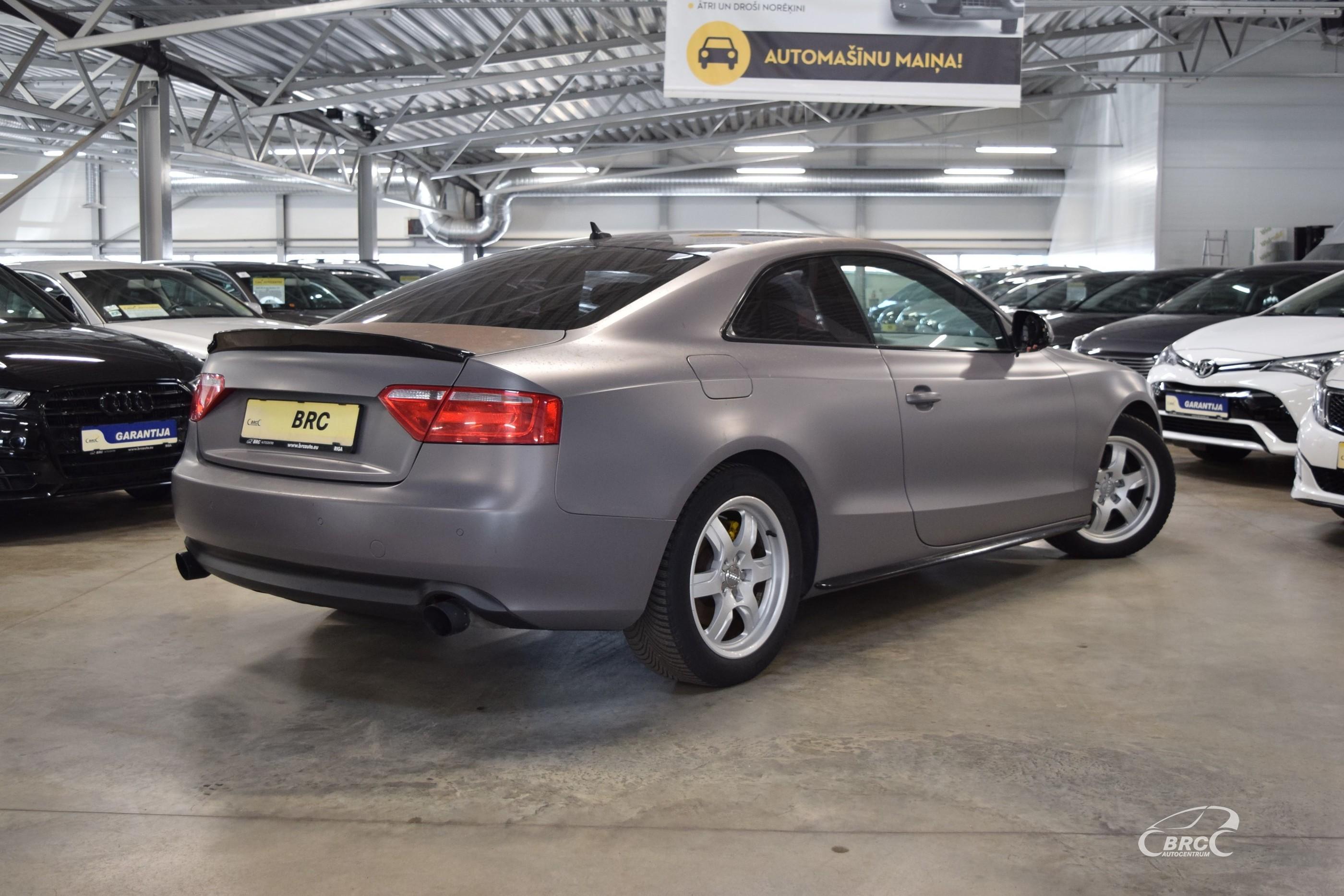 Audi A5 Coupe TDi Quattro V6