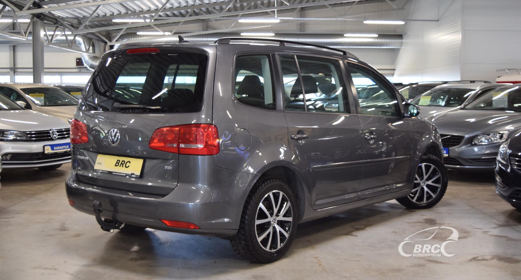 Volkswagen Touran TDI DSG A/T