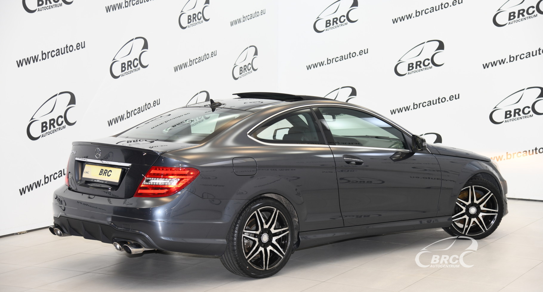 Mercedes-Benz C 250 i Coupe Automatas