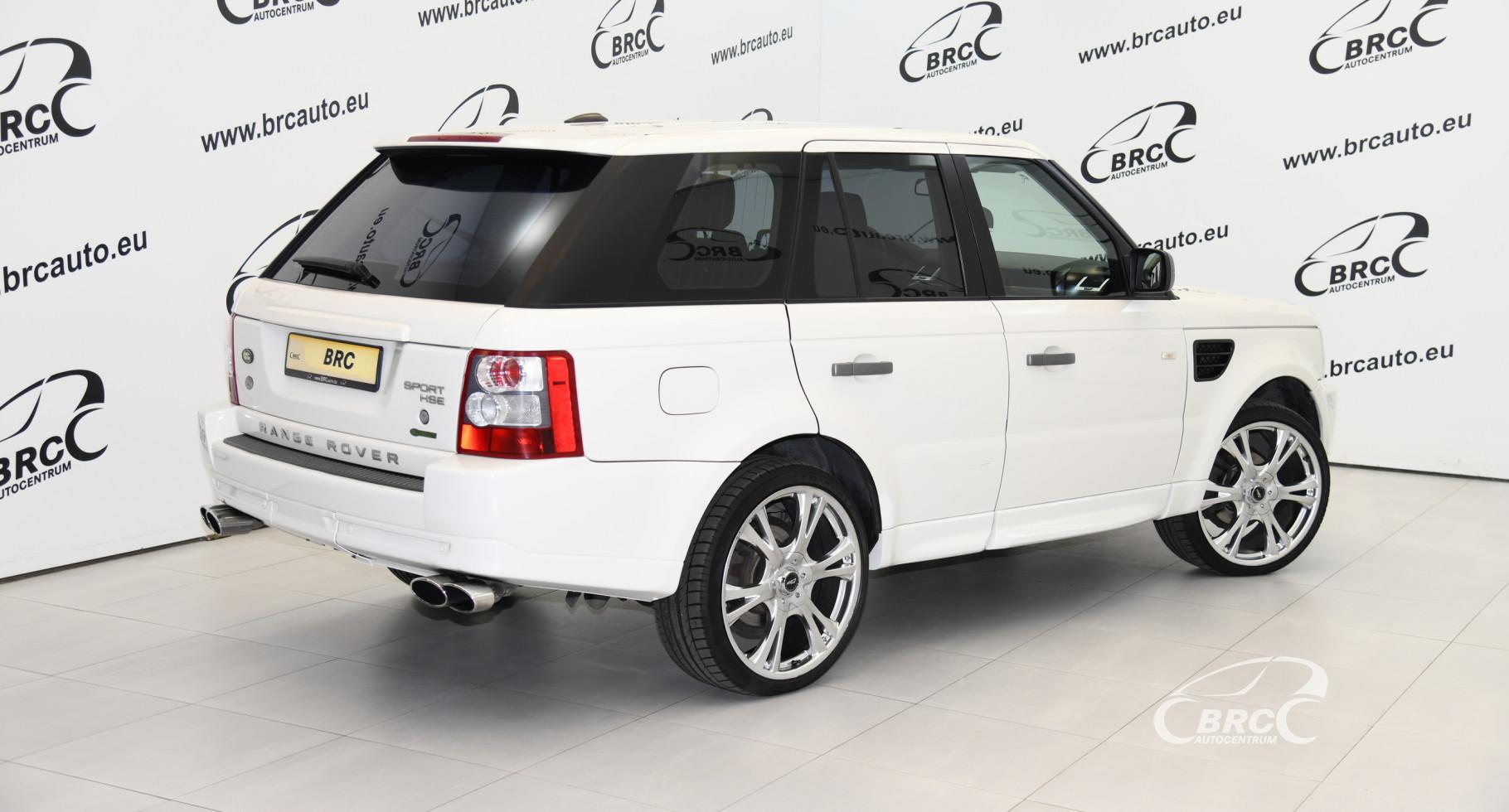 Land-Rover Range Rover Sport HSE Automatas