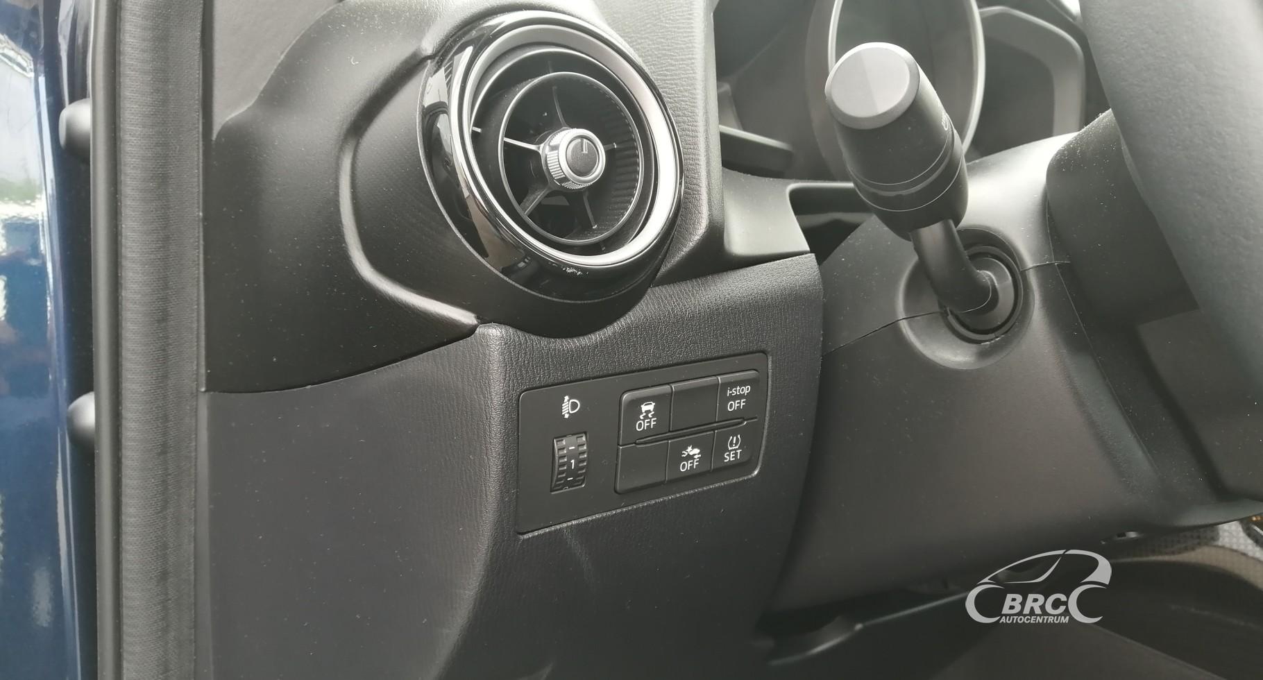 Mazda 2 1.5i SkyActive-G
