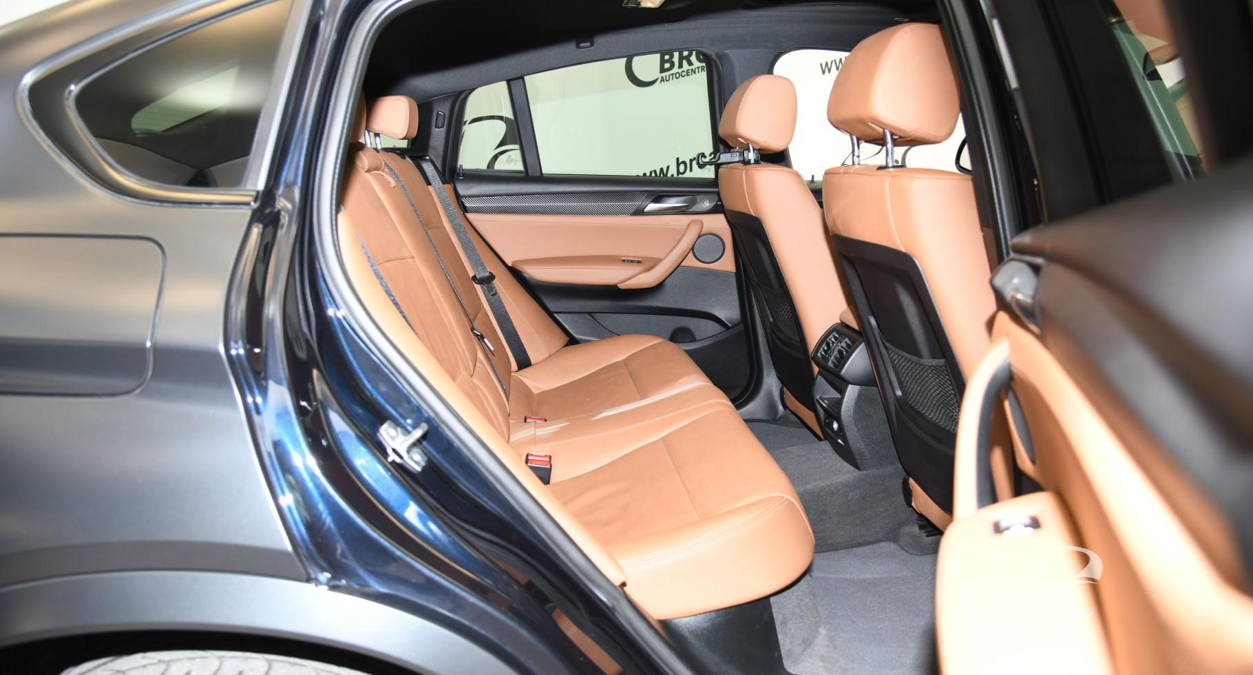 BMW X4 M40 i xDrive Automatas