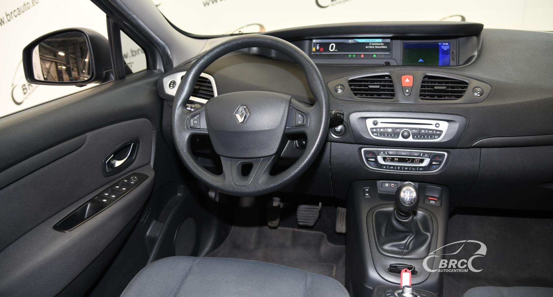Renault Megane Scenic 1.5 dci