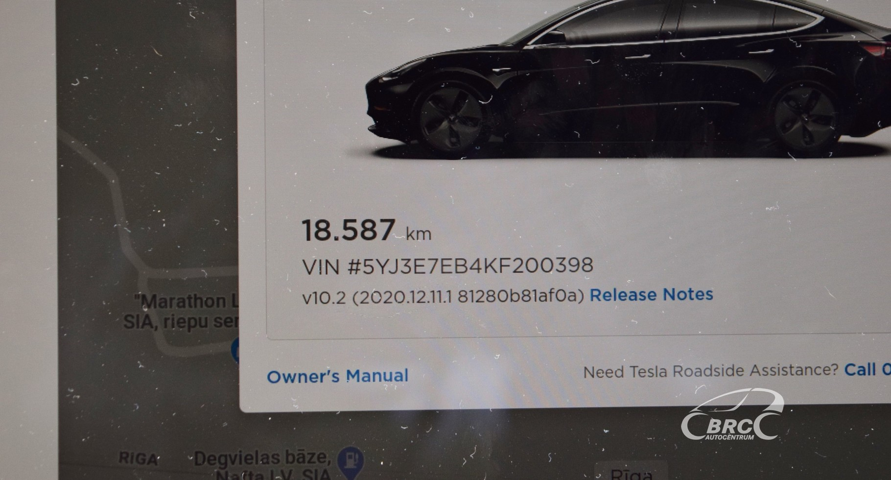 Tesla Model 3 Dual Motor Long Range