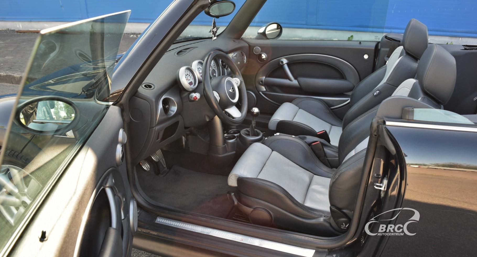 Mini Cooper S Cabrio M/T
