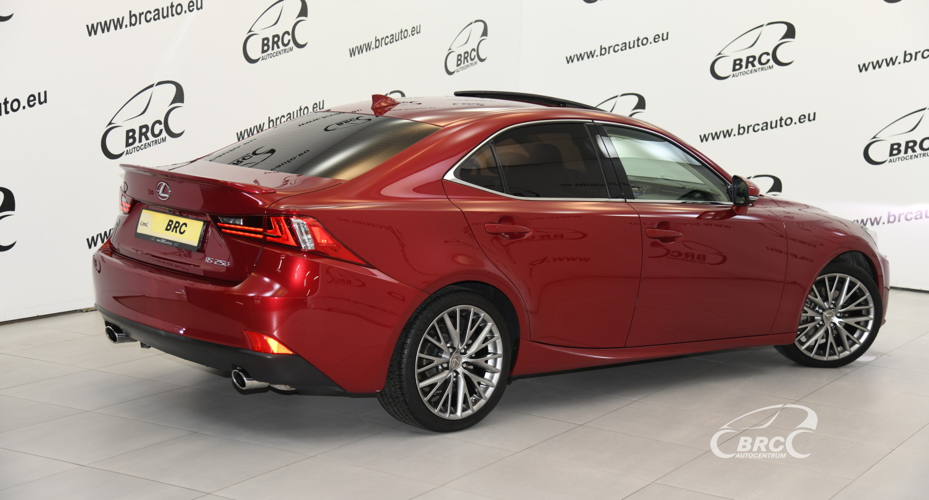 Lexus IS 250 Luxury Automatas