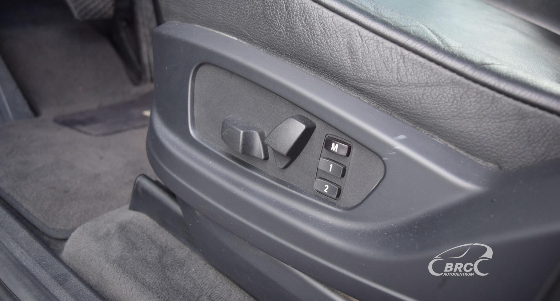 BMW X5 4.8i