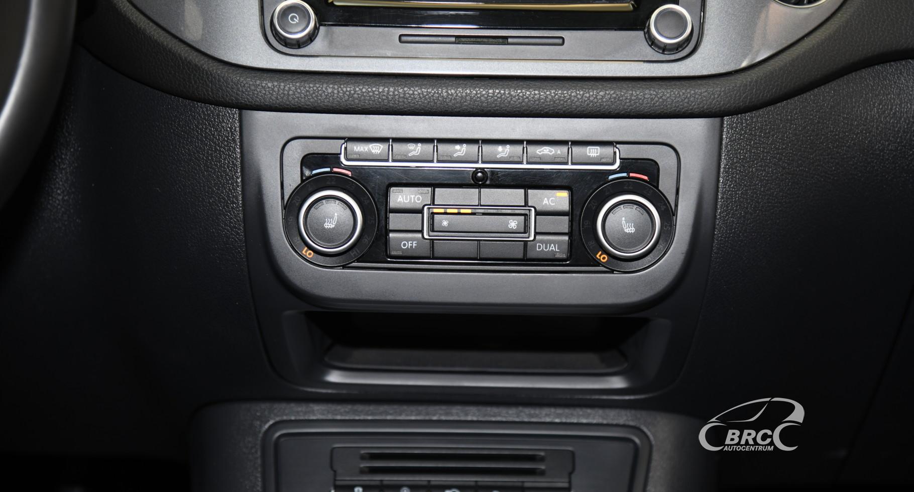 Volkswagen Tiguan 2.0 TDI Sport 4Motion