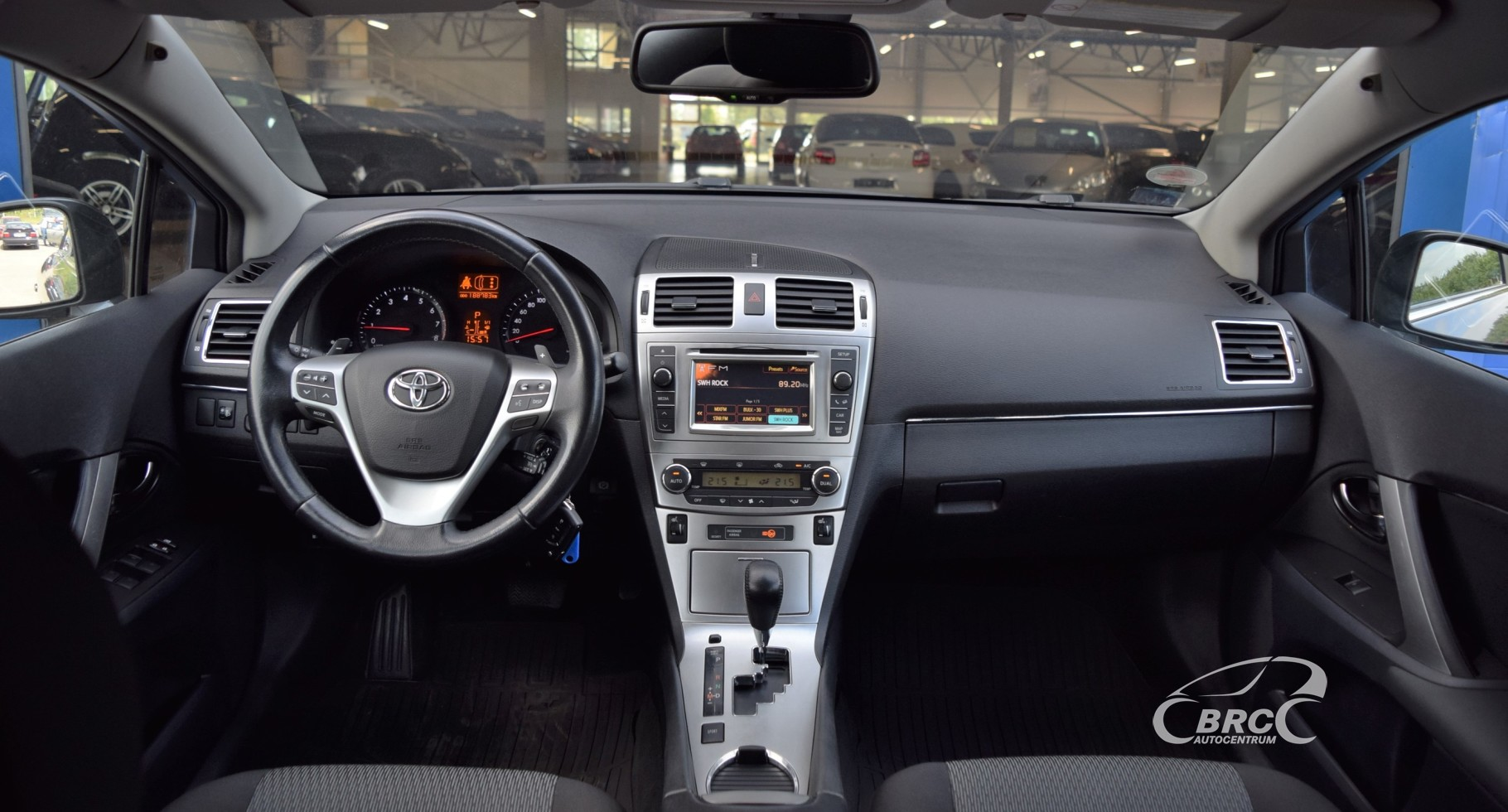 Toyota Avensis Valvematic Linea Sol A/T