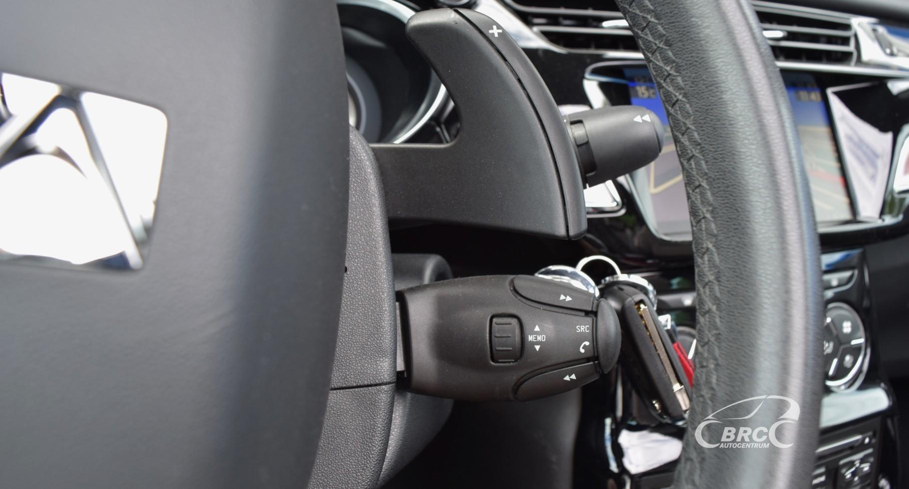 Citroen DS3 Cabrio HDI A/T