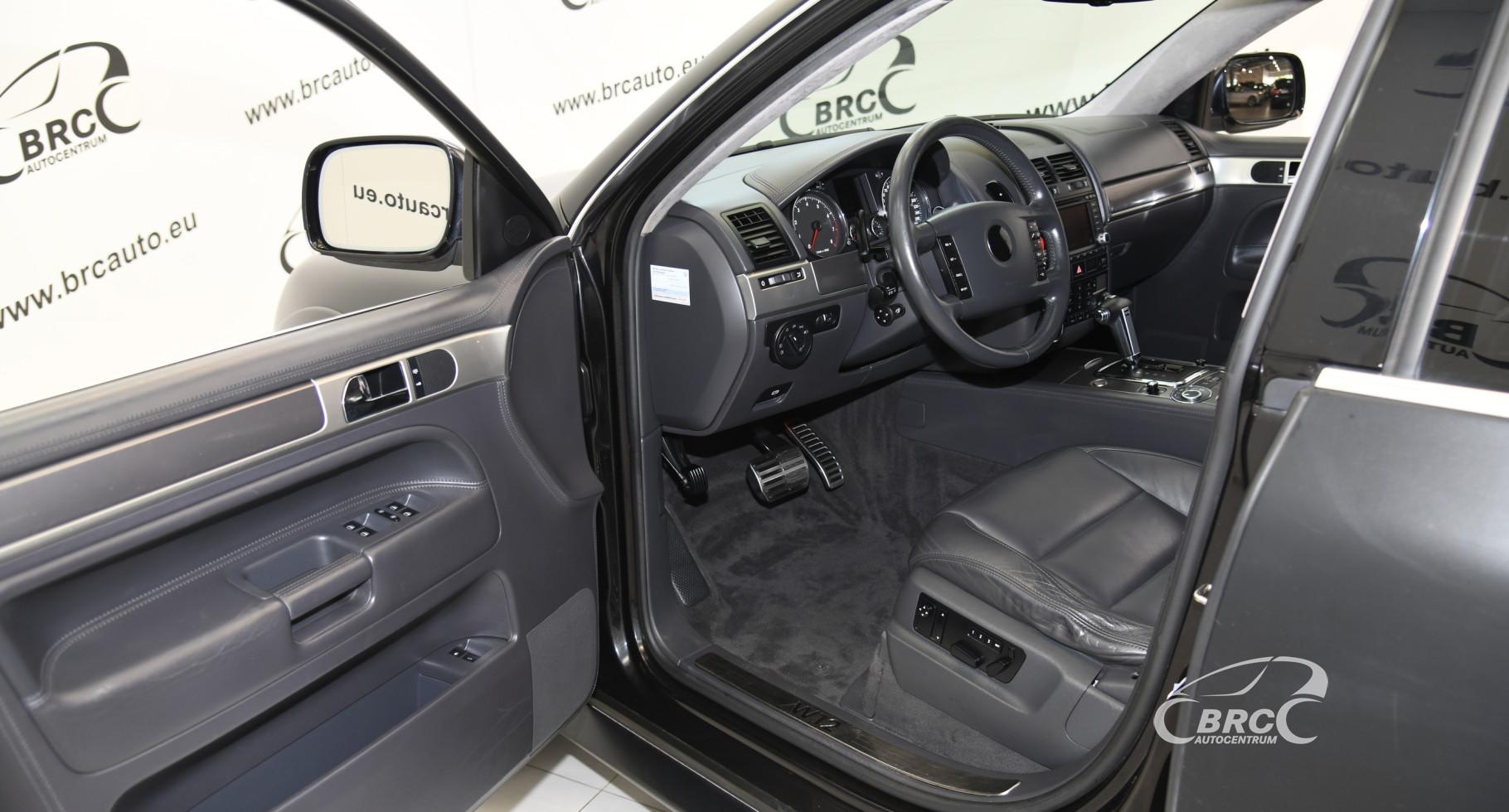 Volkswagen Touareg 6.0 W12 4Motion Automatas