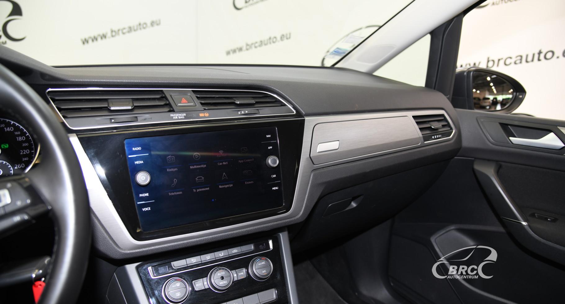 Volkswagen Touran 2.0 TDI Comfortline Automatas 7 Seats