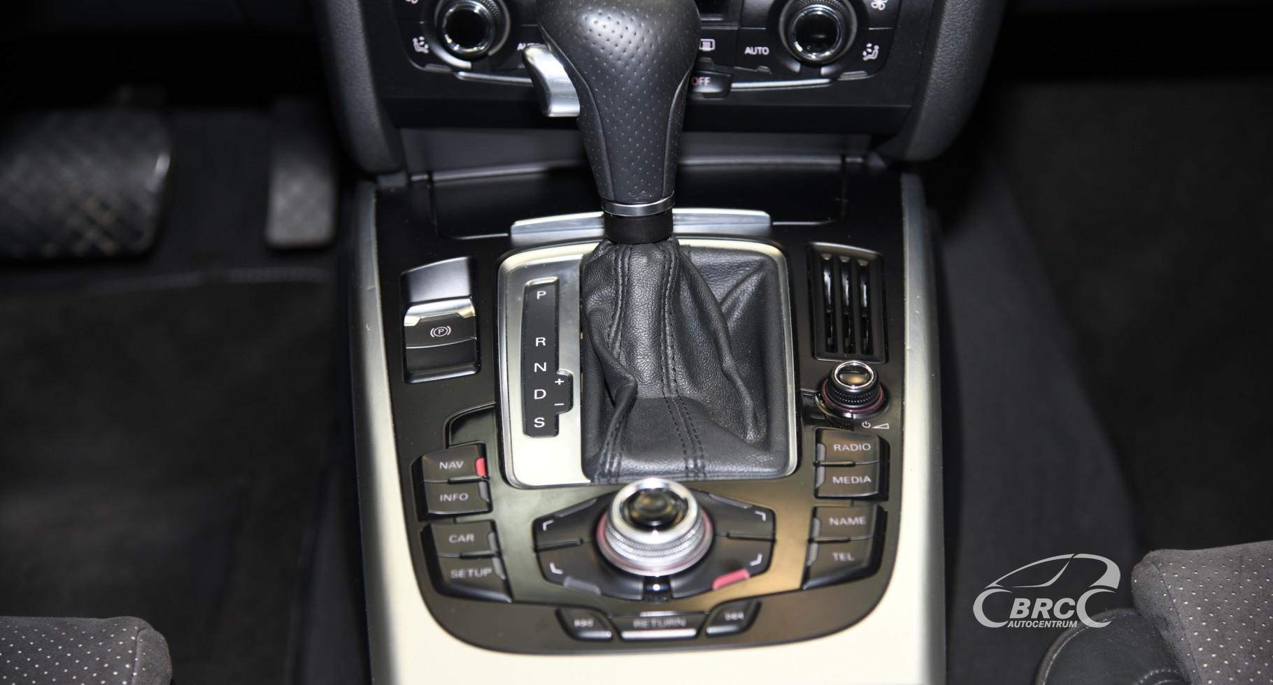 Audi A4 2.7 TDI S-Line Automatas