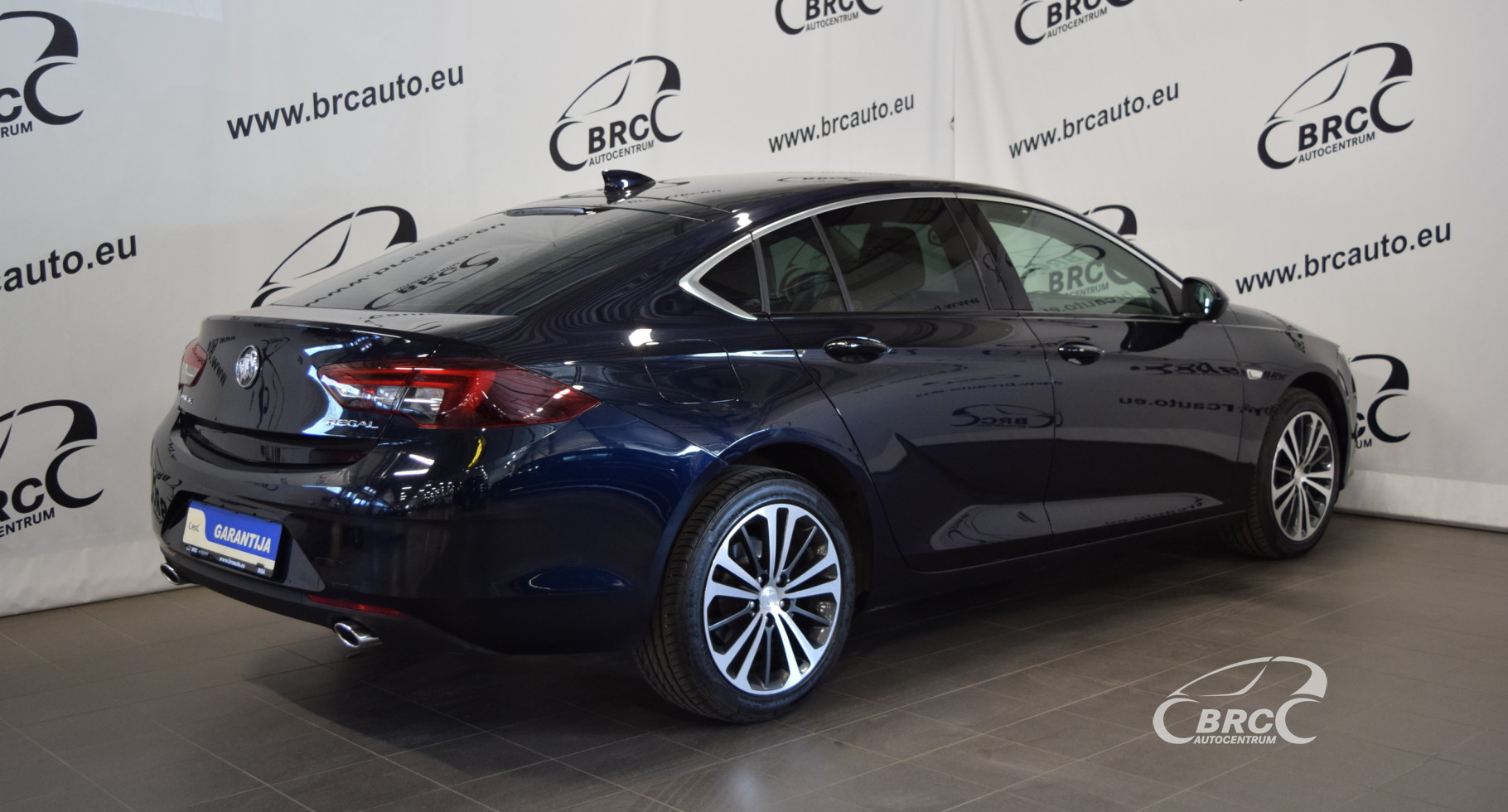 Buick Regal A/T