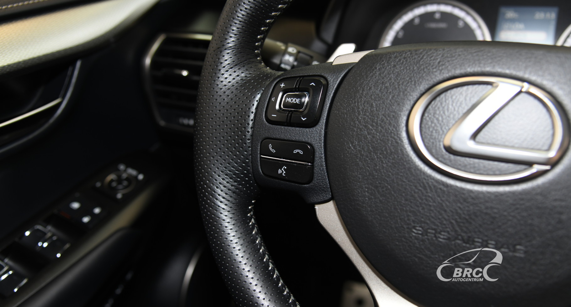 Lexus NX 300 F-Sport Automatas