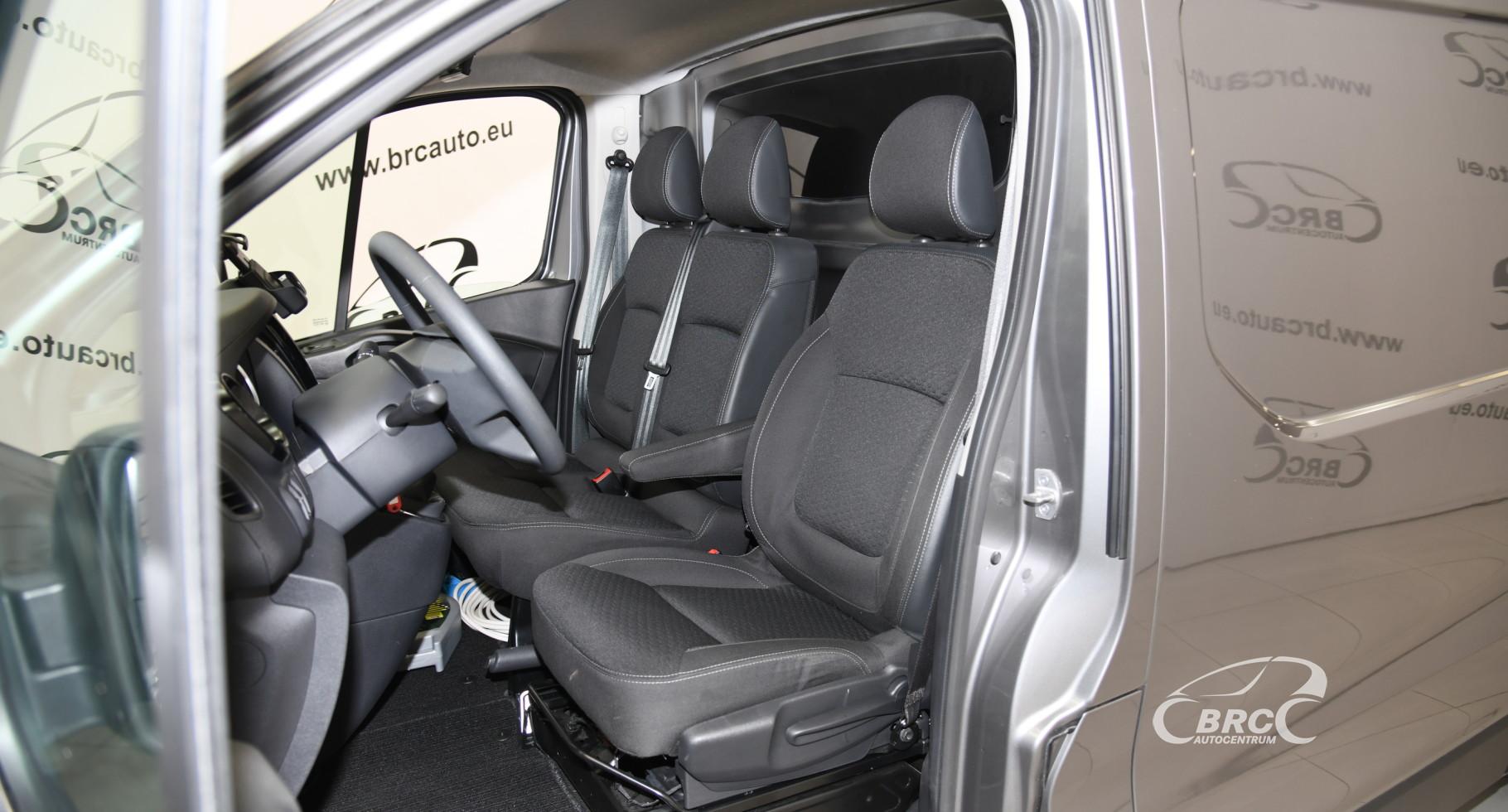 Opel Vivaro B 1.6 BiTurbo REF Termoking