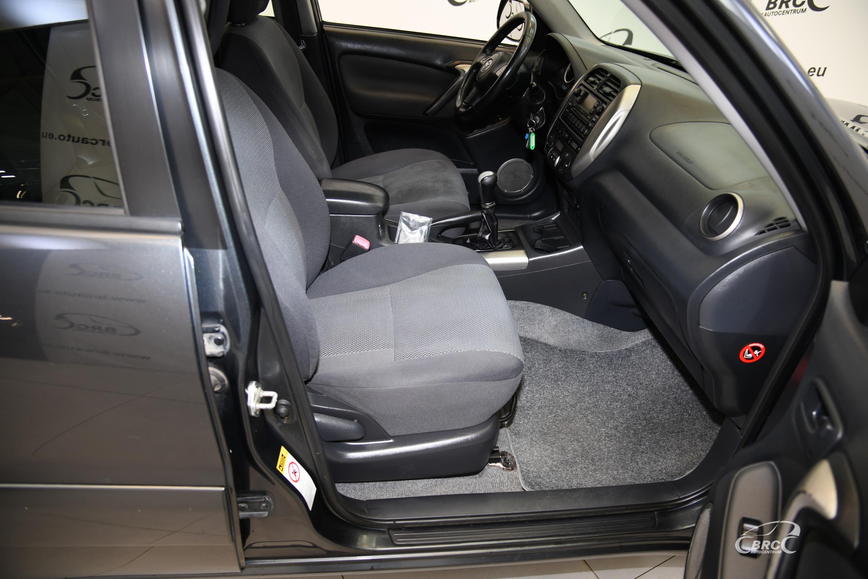 Toyota RAV 4 2.0 D-4D 4WD