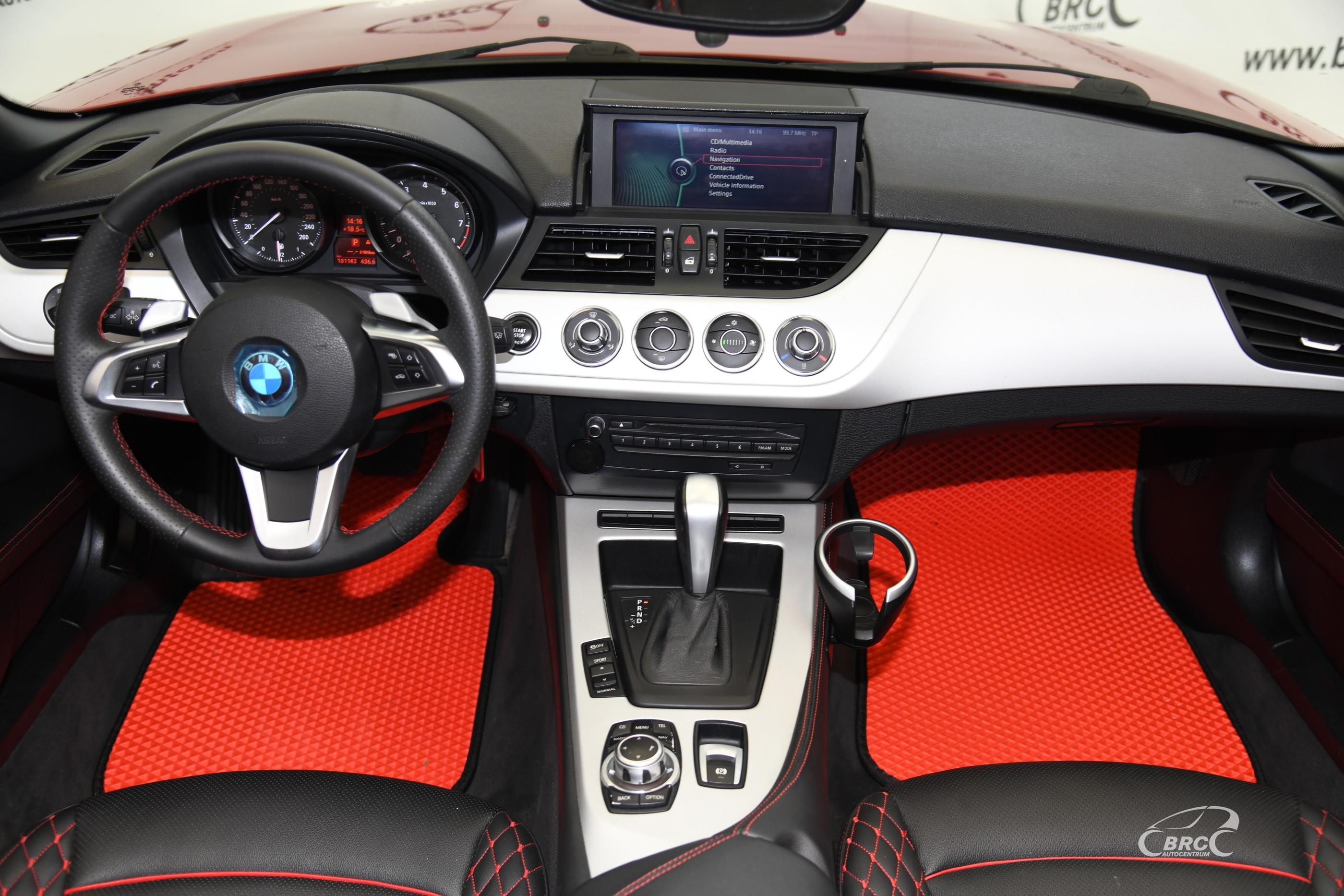 BMW Z4 sDrive 30i Cabrio Automatas