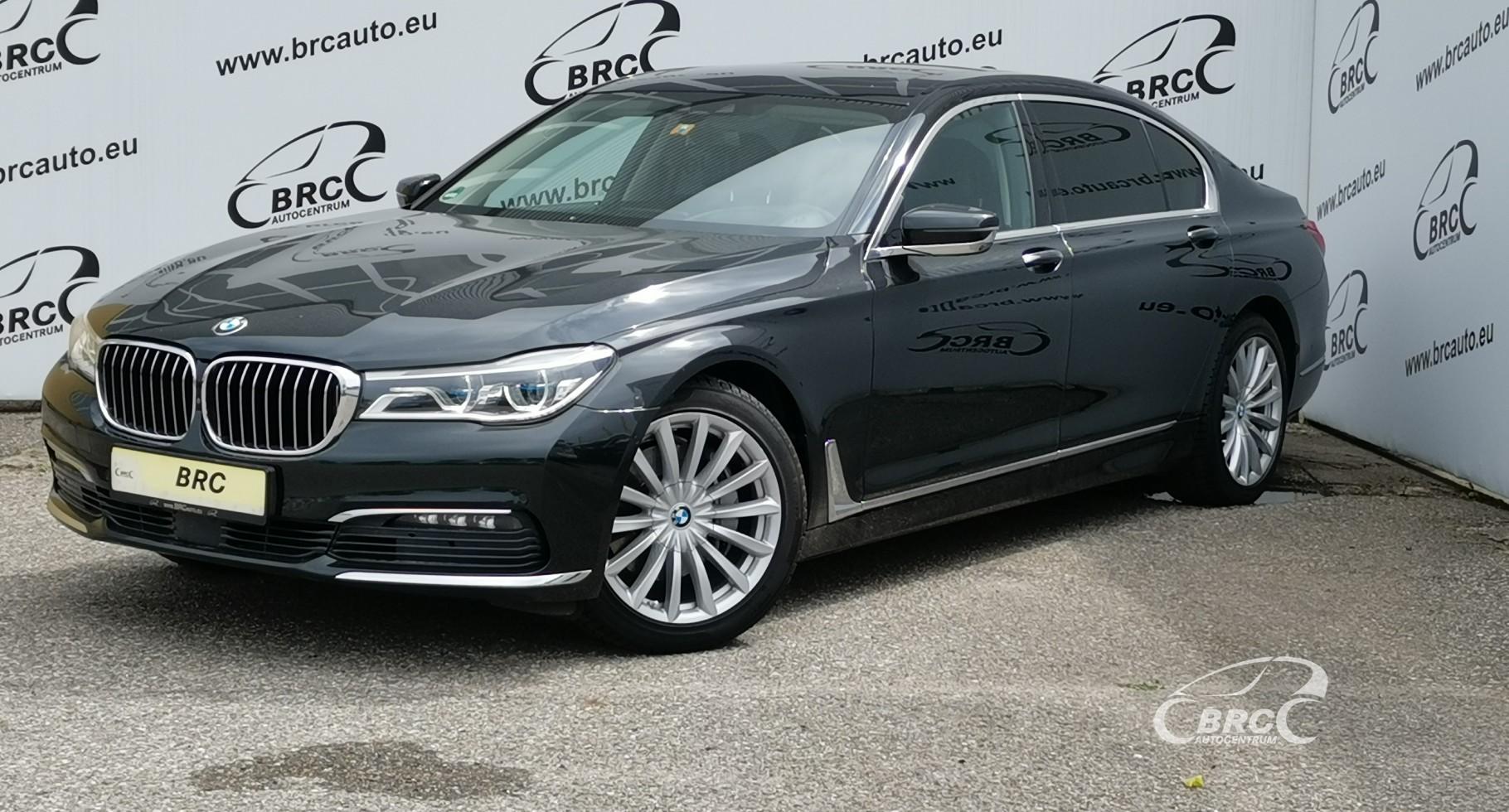 BMW 730 Ld Automatas
