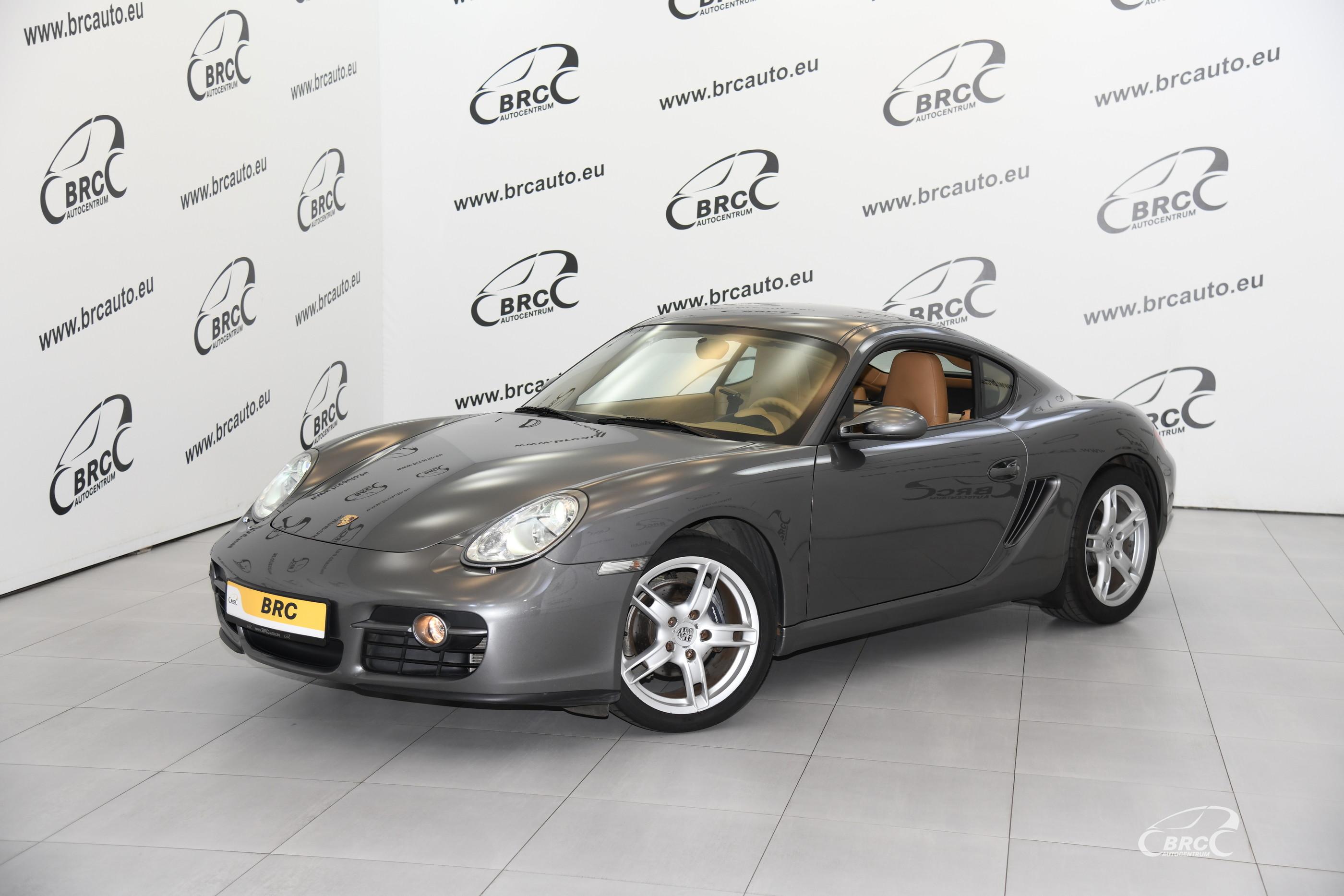 Porsche Cayman 2.7 TipTronic Automatas