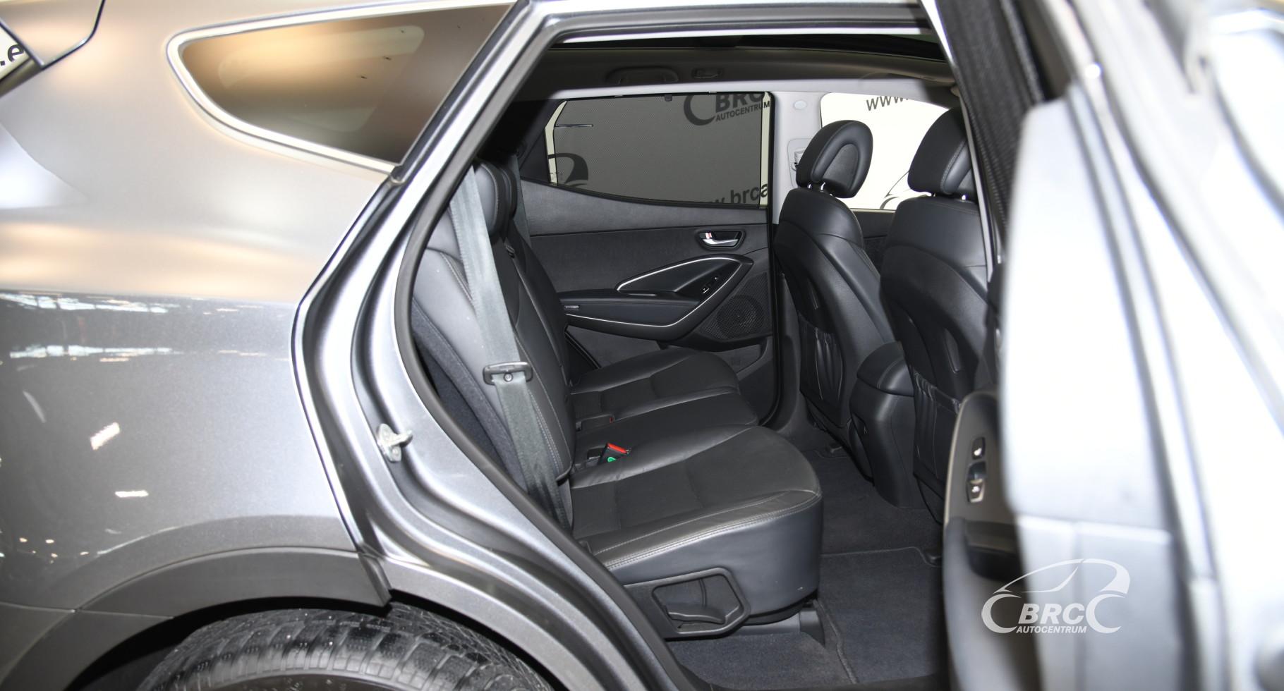 Hyundai Santa Fe 2.2 CRDi 4WD Automatas