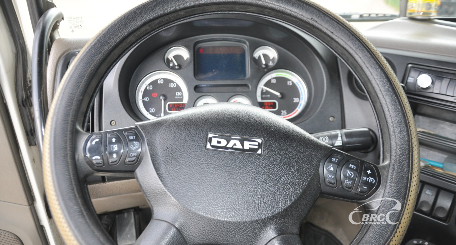 DAF FT XF105 460