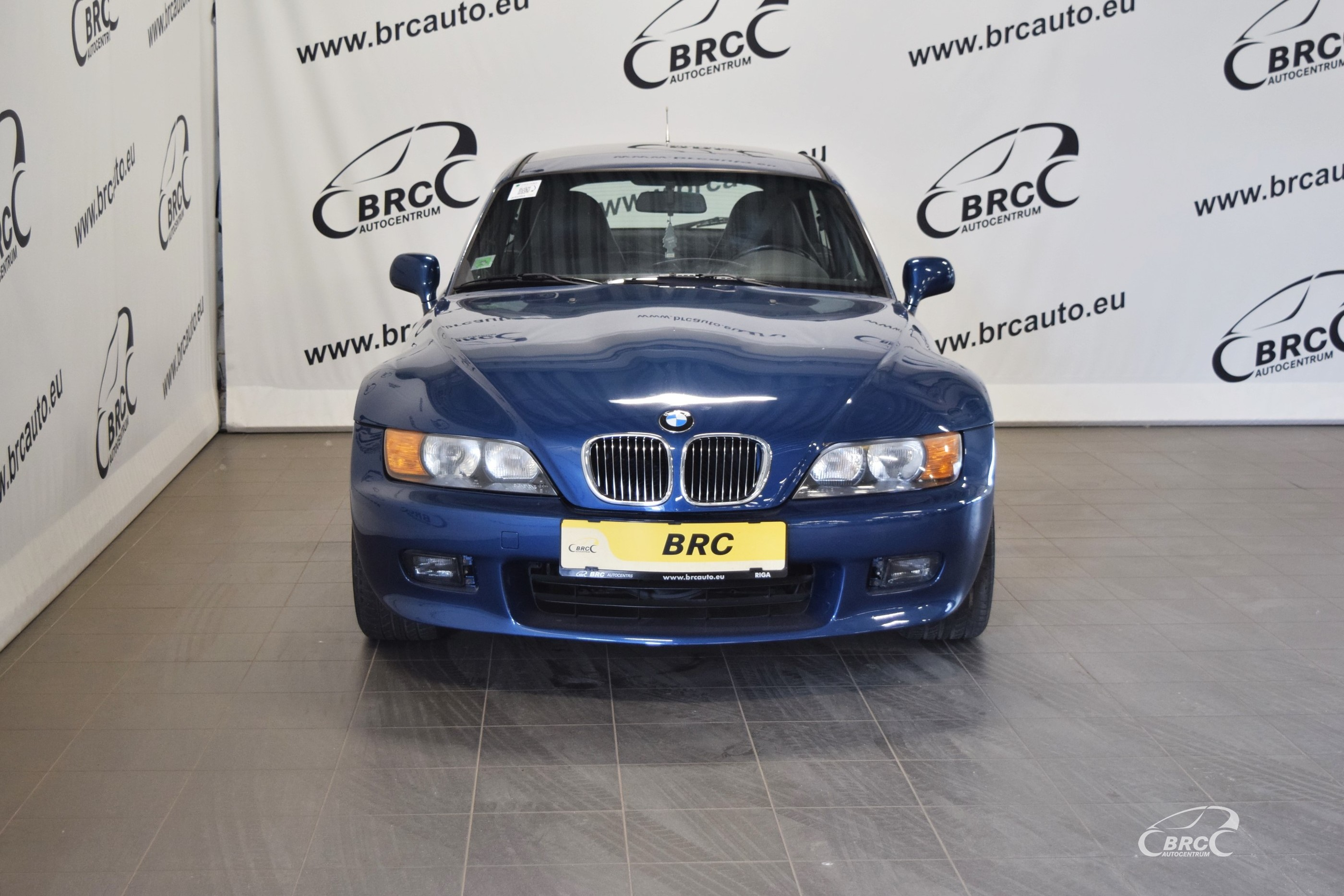 BMW Z3 Coupe 3.0