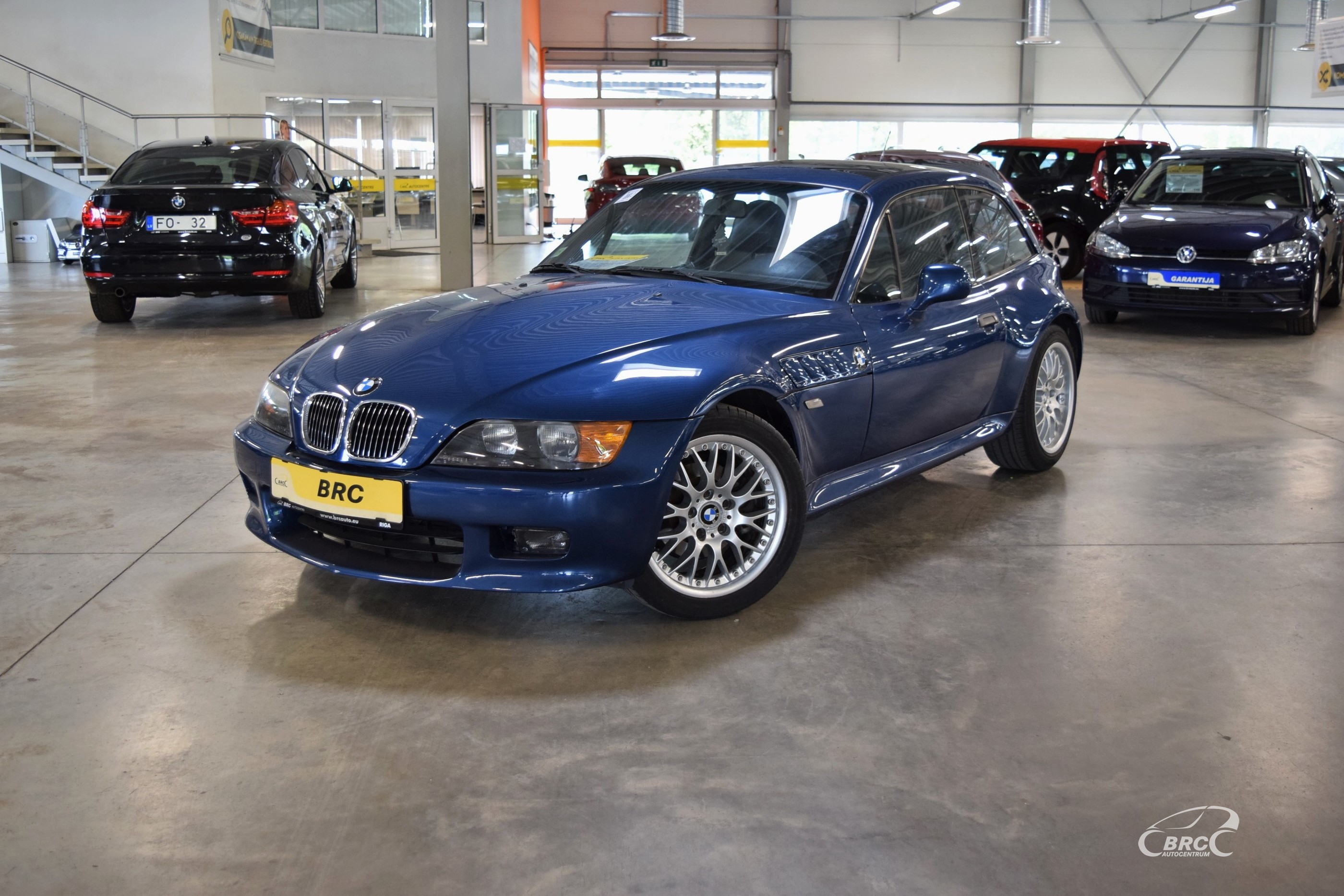 BMW Z3 Coupe 3.0