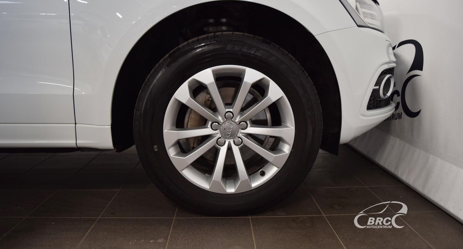 Audi Q5 S-Line Quattro