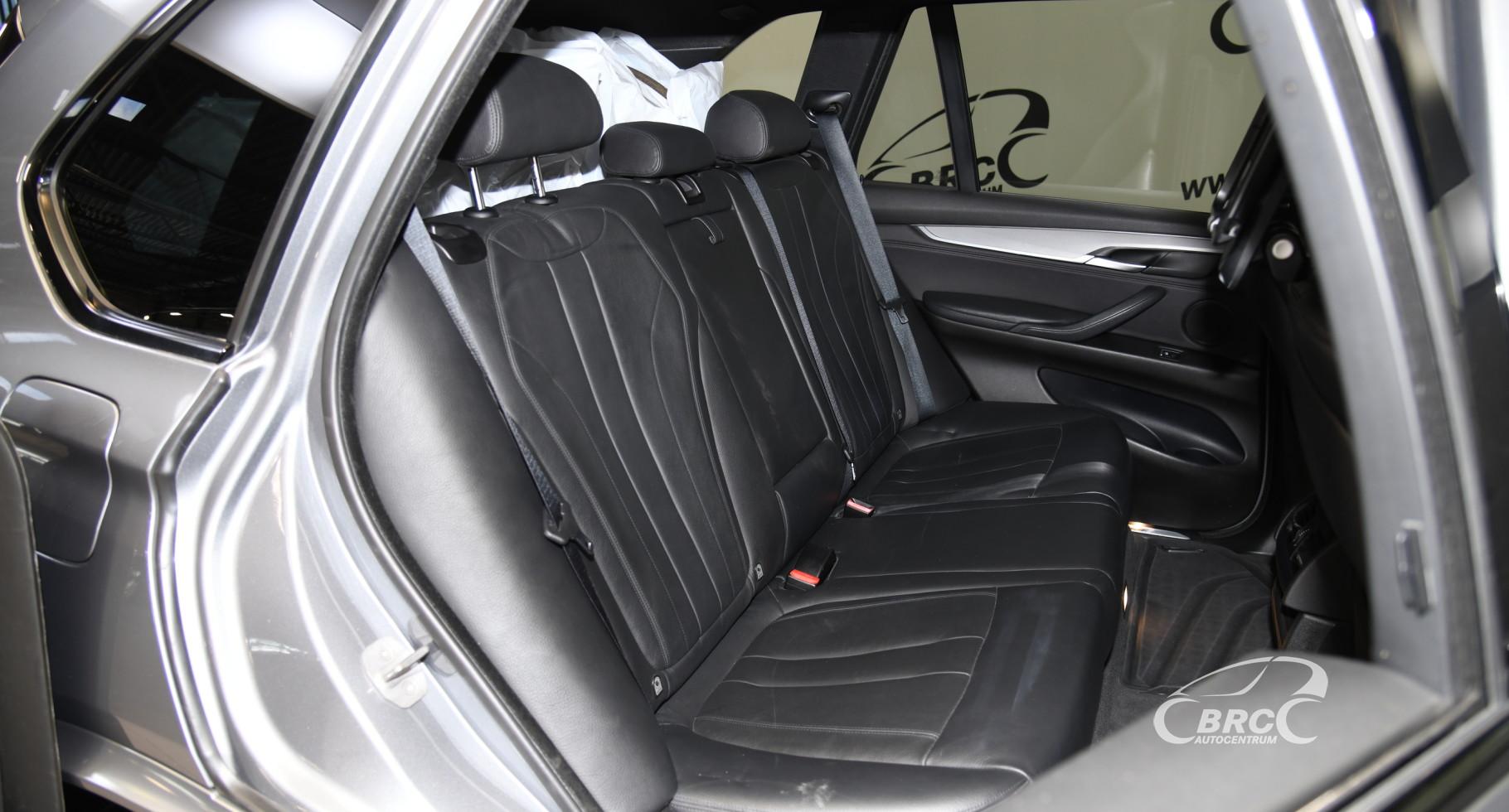 BMW X5 xDrive40d M-Paket Automatas
