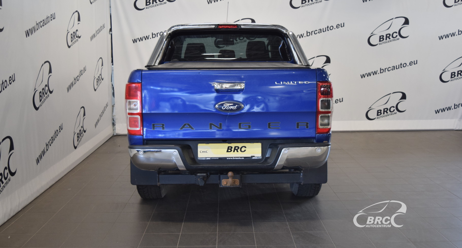 Ford Ranger Limited A/T