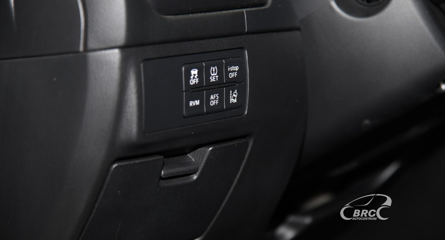 Mazda 6 2.2d SkyActive Automatas