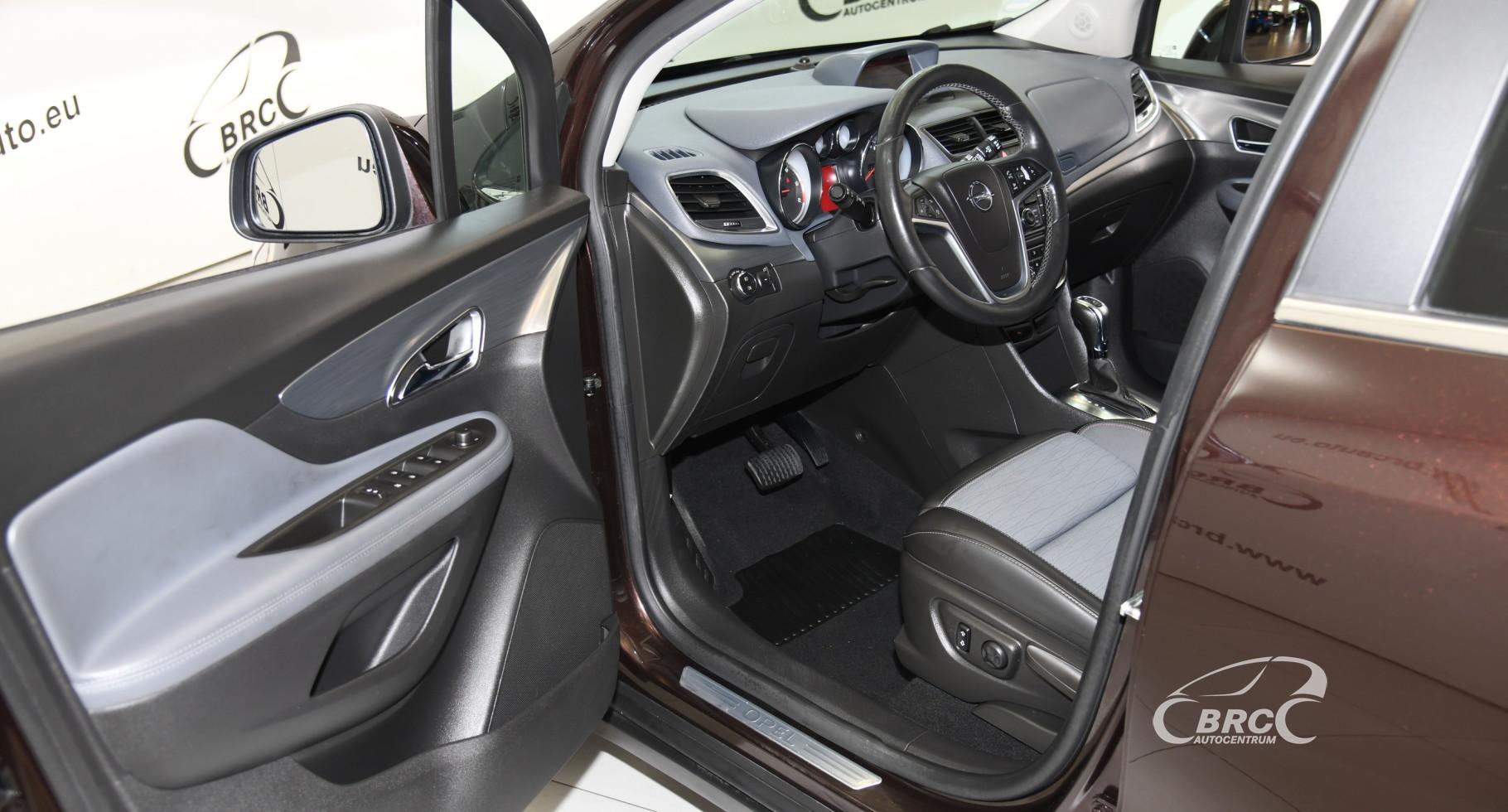 Opel Mokka 1.6 CDTI Automatas