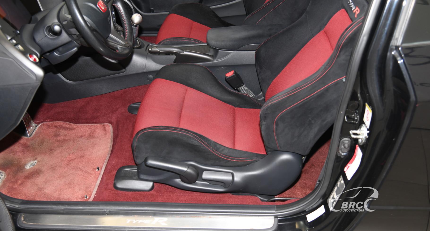Honda Civic 2.0 i-VTEC Type-R