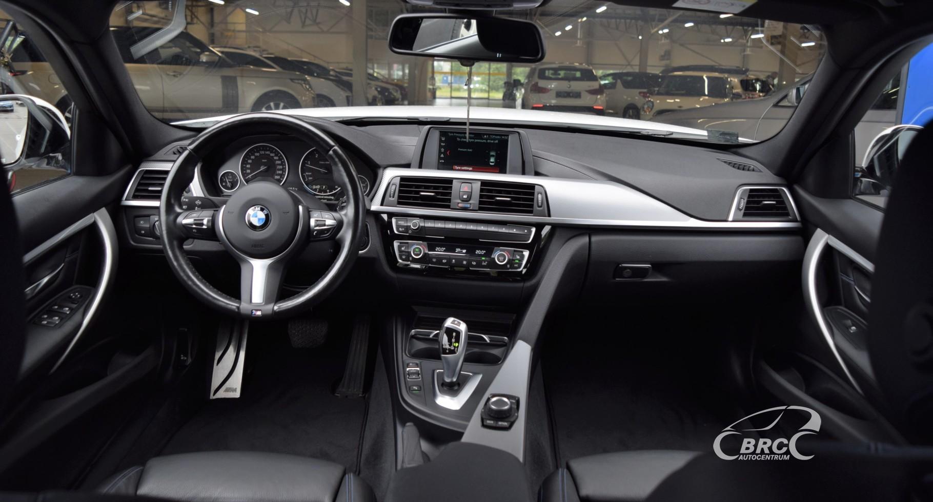 BMW 318 D M-Pakete