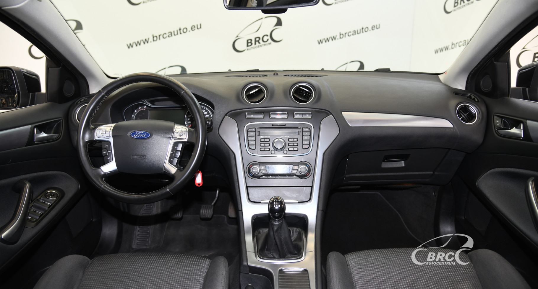 Ford Mondeo 2.0 Duratec HE