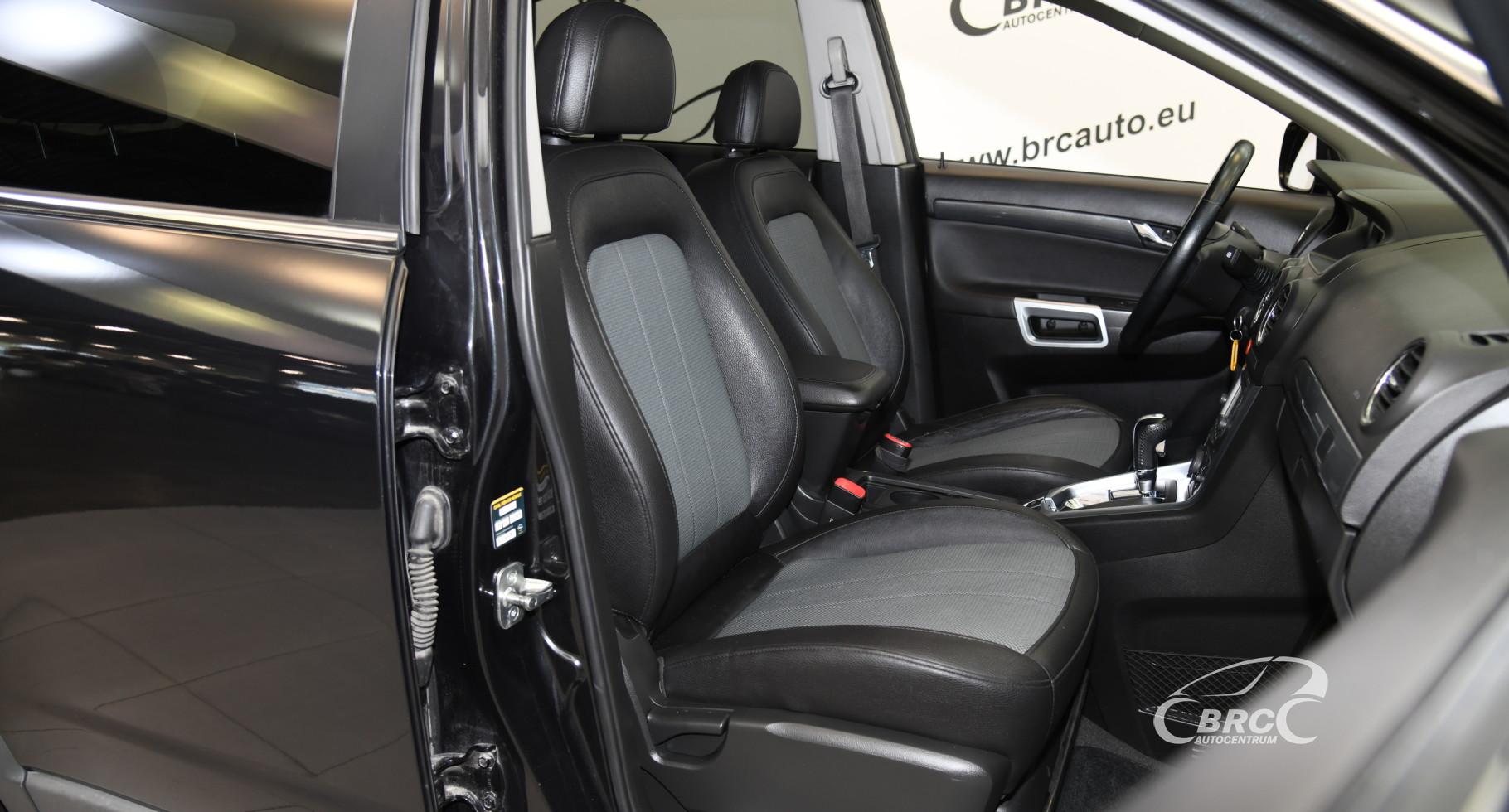 Opel Antara 2.4i 4x4 Enjoy Automatas