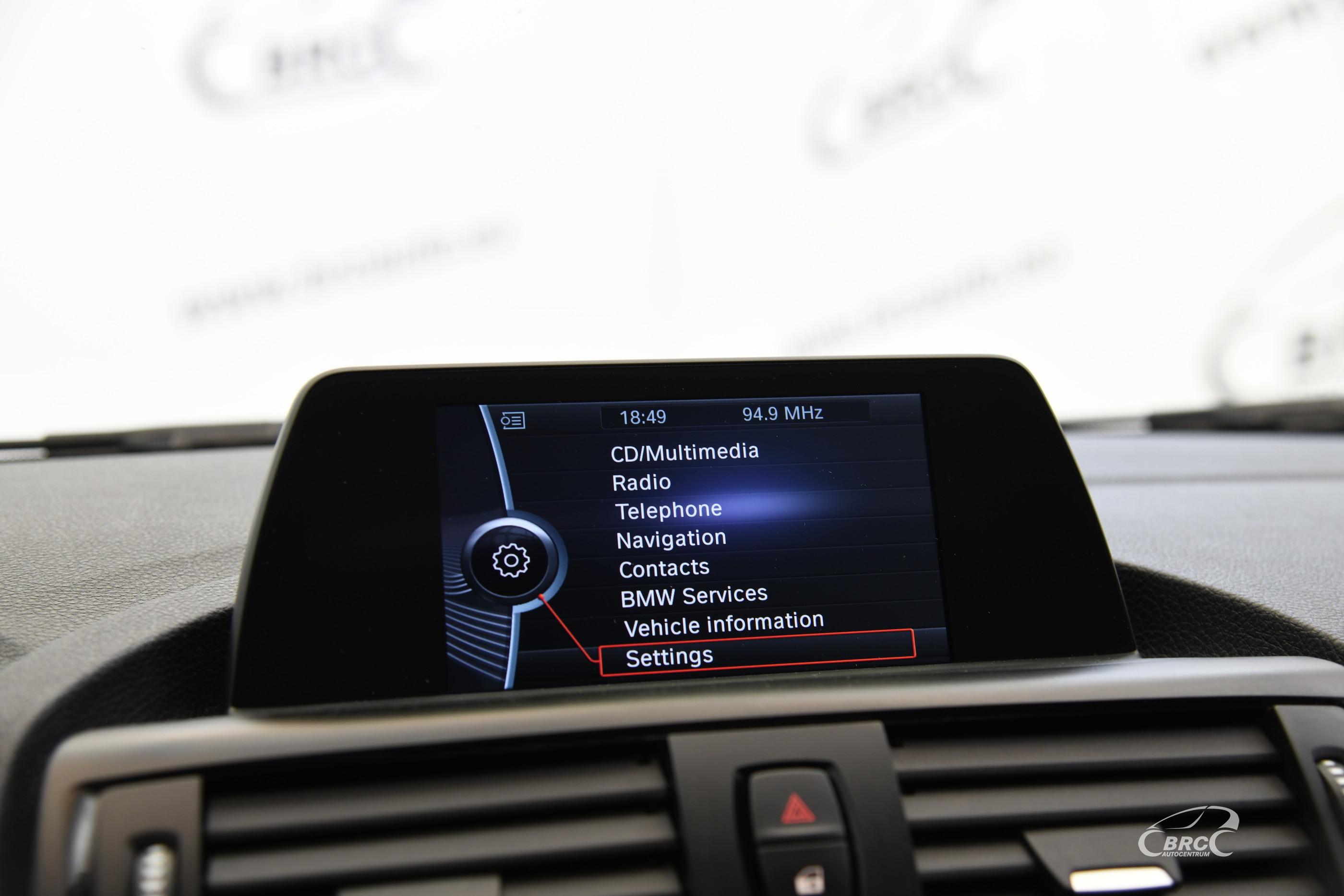 BMW 118 d Automatas